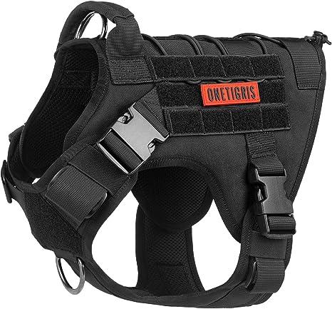 OneTigris Tactical Dog Harness   Amazon