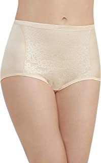 Vanity Fair Women's Smoothing Comfort With Lace Brief Panty 13262 Briefs (pack of 1)