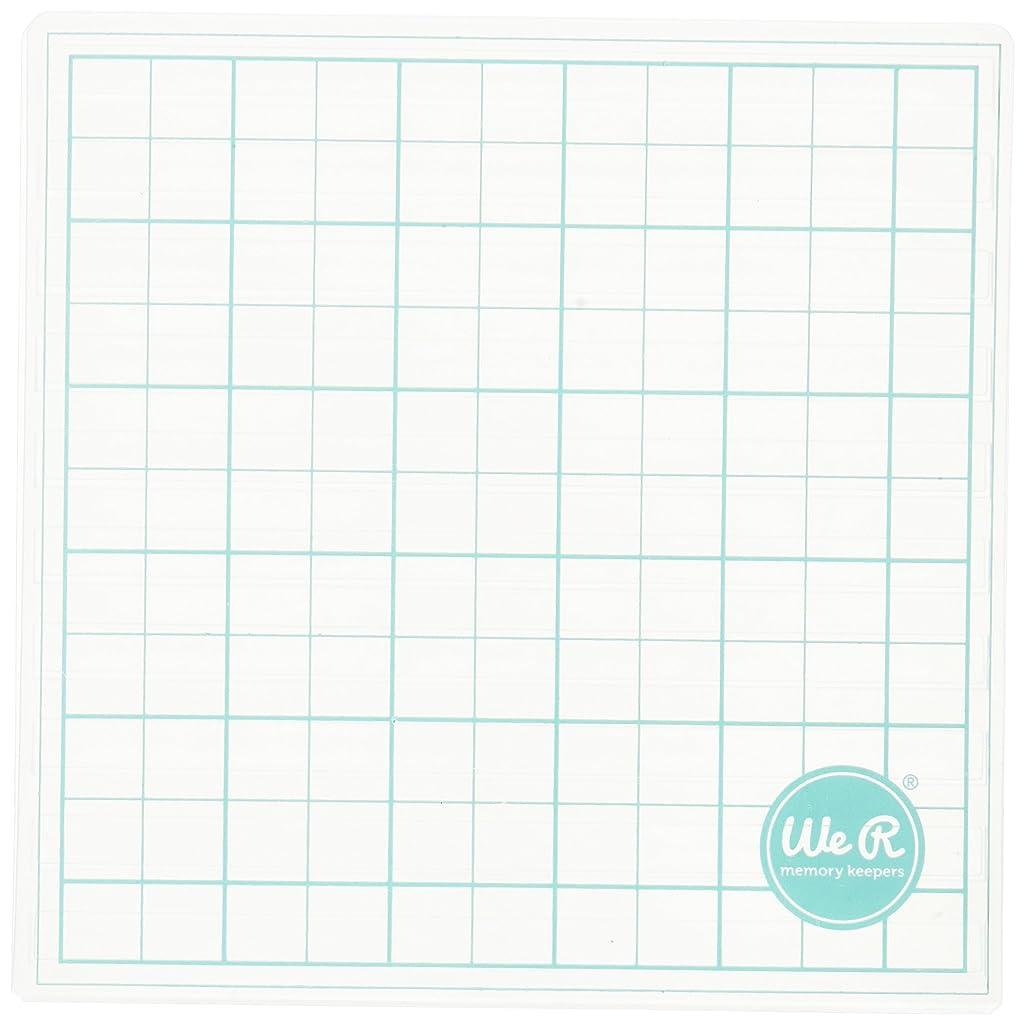 We R Memory Keepers LEF6-3717 Stripe Goosebumpz Embossing Folder, 2 Per Package