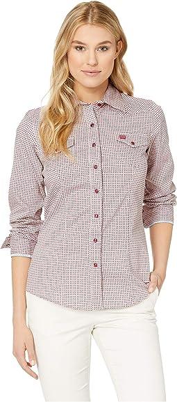 5a7bd82eacd Clothing · Shirts   Tops · Cinch · Geometric · Western. New. Long Sleeve  Print