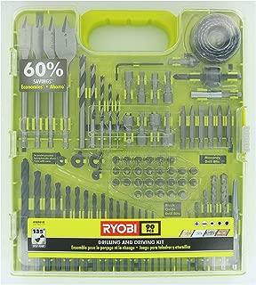 ryobi 90-piece drill and drive kit