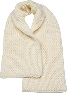 Scarf Style 805 100% Merino Wool Men's Conventional Knit Regular Length…