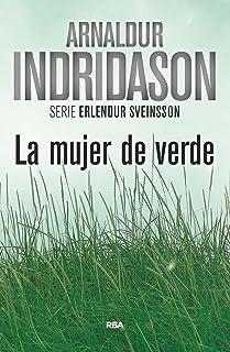 La mujer de verde (Erlendur Sveinsson nº 4) (Spanish Edition)