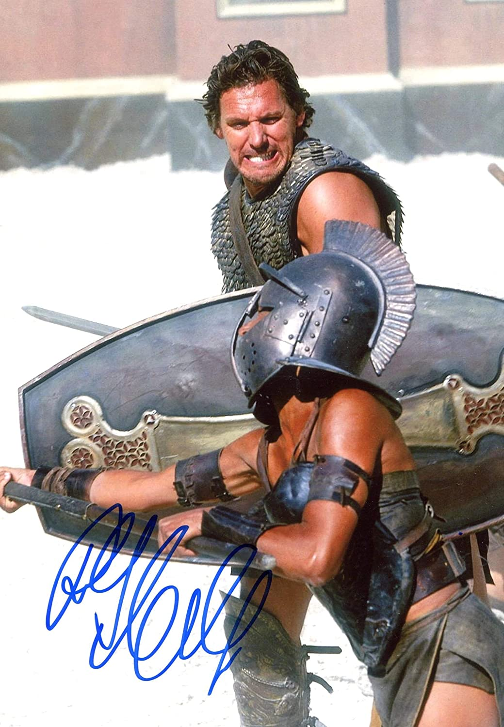 Houston Mall Ralf Super popular specialty store Moeller ACTOR autograph photo In-Person signed