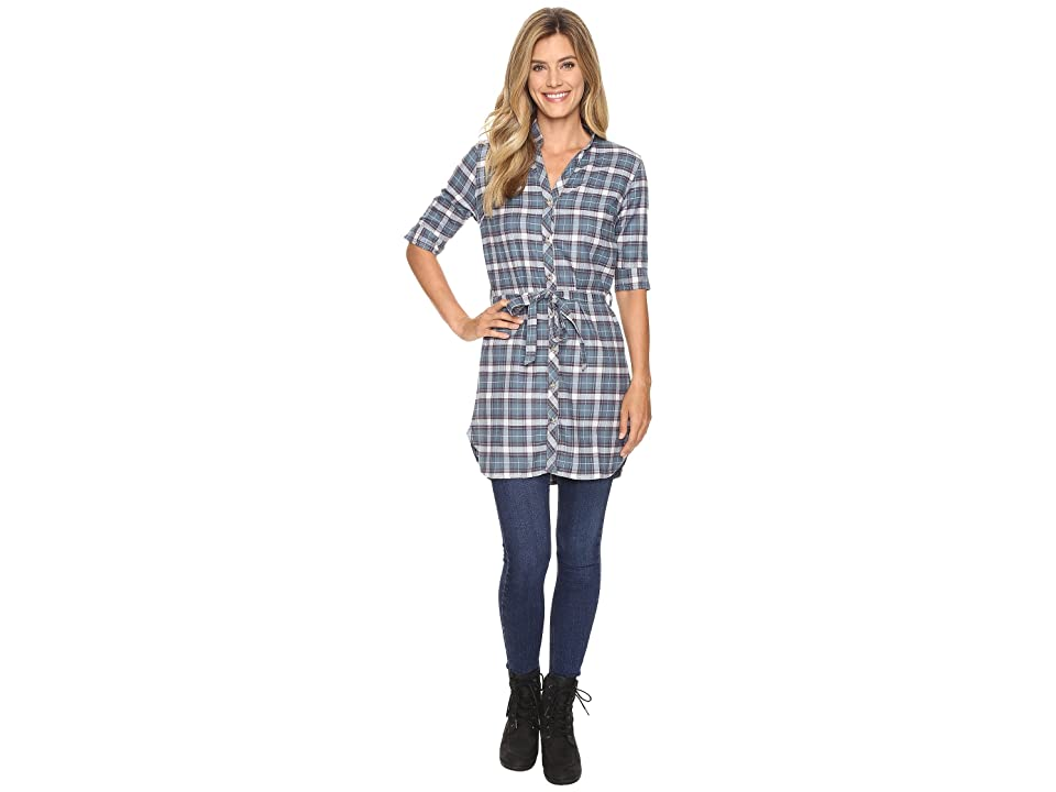FIG Clothing Yan Tunic (Plaid Zodiac) Women