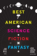 The Best American Science Fiction and Fantasy 2015 (The Best American Series) Kindle Edition
