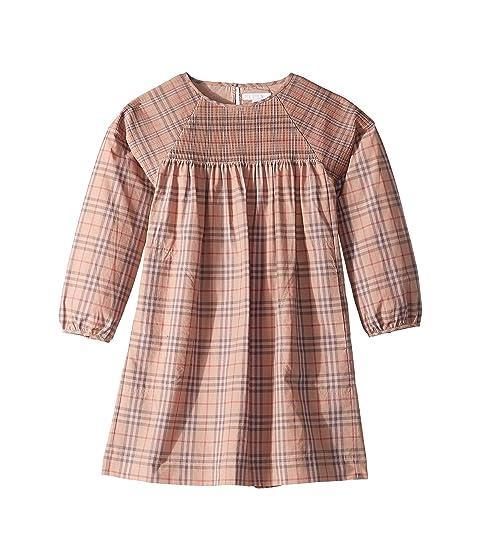 Burberry Kids Loralie Dress (Little Kids/Big Kids)