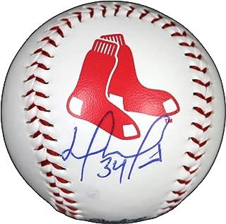 David Ortiz Boston Red Sox Signed Autographed Rawlings Official Major League Logo Baseball