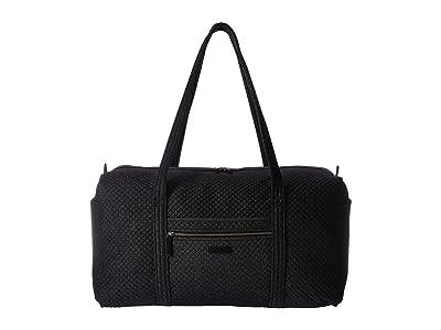 Vera Bradley Large Travel Duffel (Denim Navy) Duffel Bags