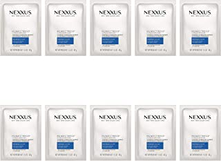 Nexxus Humectress - Mascarilla de humedad para cabello normal a seco, 1.5 oz, paquete de 10
