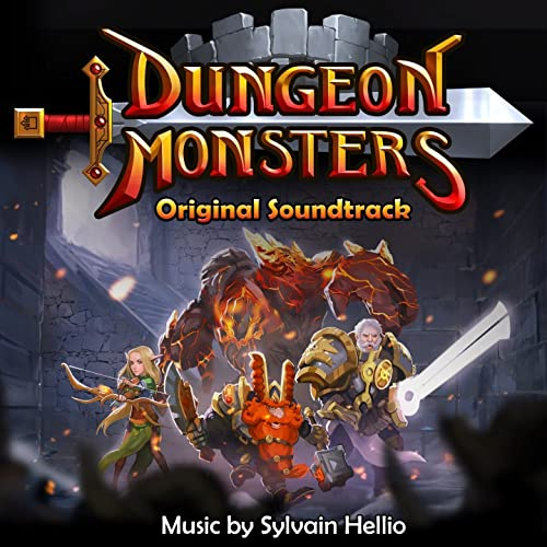 Dungeon Monsters (Original Video Game Soundtrack) by Sylvain