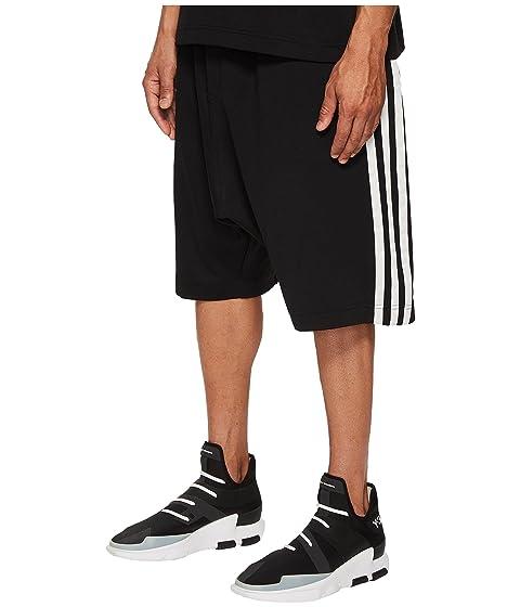 adidas Y-3 by Yohji Yamamoto 3-Stripes Shorts