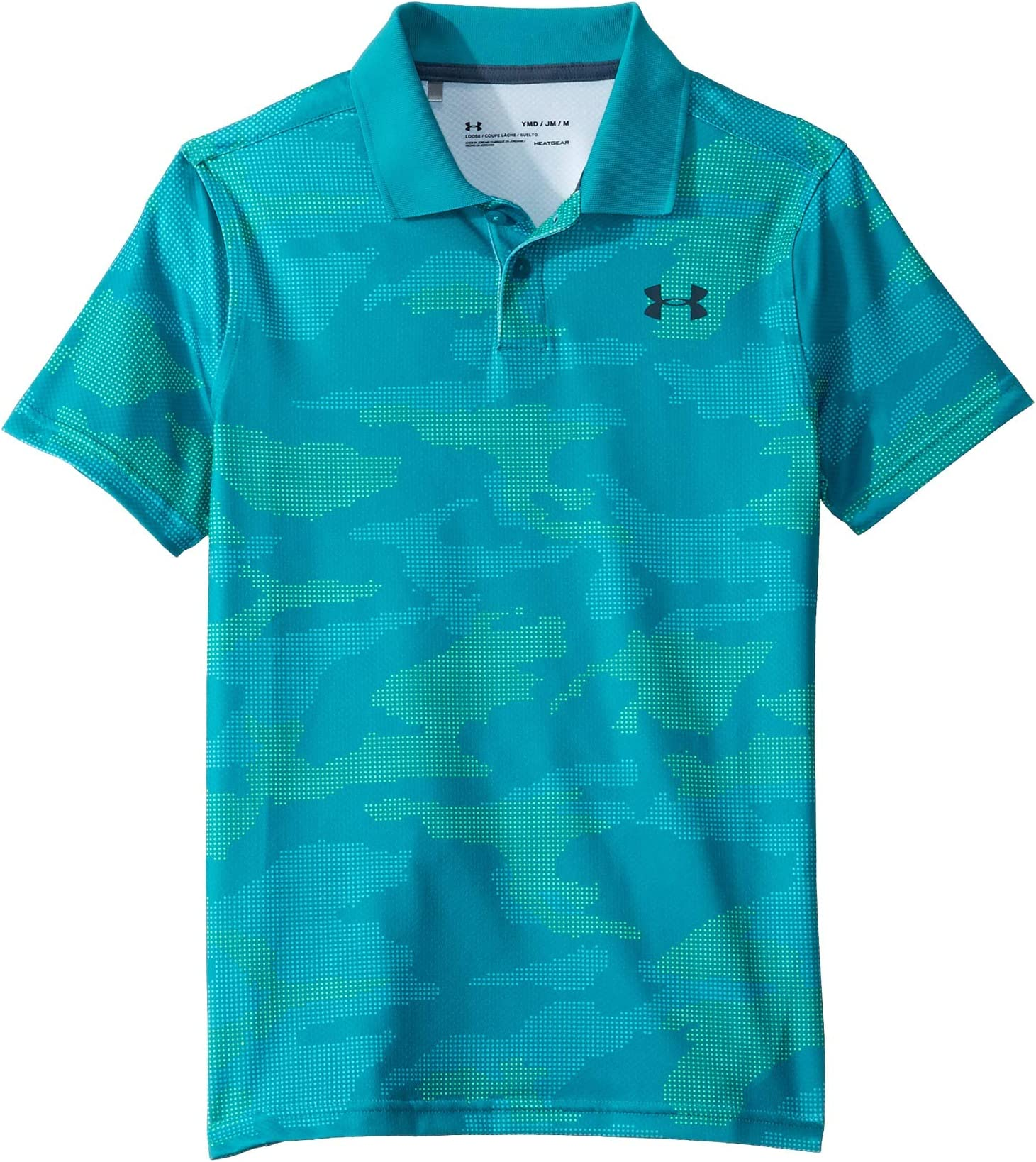 Under Armour® Kids Performance Polo2.0 Novelty