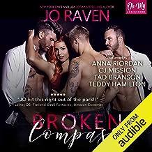 broken compass jo raven