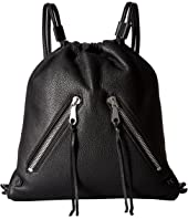 Rebecca Minkoff - Moto Drawstring Backpack