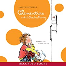 Clementine and the Family Meeting: Clementine, Book 5