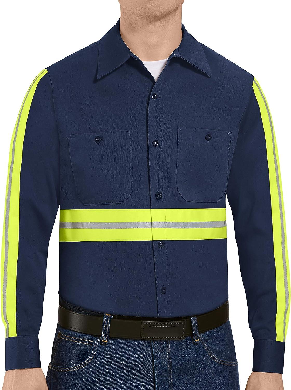favorite Red Kap mens Wrinkle shipfree Workshirt Resistant
