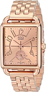 ESQ by Movado Women's 07101409 Origin Rose Gold-Plated Watch