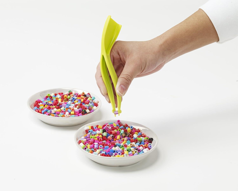 Perler Beads Tweezer Plus Two-in-One Craft Tool 5.5