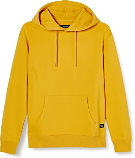 JACK & JONES Jjesoft Sweat Hood Noos Cappuccio Uomo