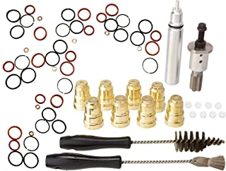 Injector Sleeve Cup Removal & Installation tool with O-Ring Seal Kit and Parts For 1994-2003 Ford Powerstroke 7.3L and Navistar T444e