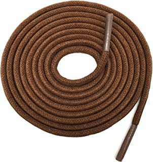 tan leather shoe laces