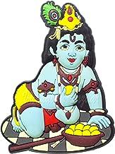 Laddu Gopal Rubber Magnet- VRINDAVANBAZAAR.COM