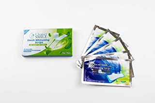 Cleaner Smile Teeth Whitening Strips - Professional Grade Whitening for Bright, White Teeth
