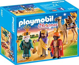 PLAYMOBIL- Reyes Magos Juguete, Multicolor, tu (geobra Brandstätter 9497)