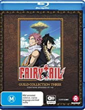 Fairy Tail Guild Collection 3 (Eps 97-142) (Blu-ray)