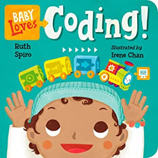 Baby Loves Coding! (Baby Loves Science Book 6) (English Edition)