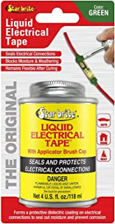 Star Brite Liquid Electrical Tape - LET Black 4 oz Can