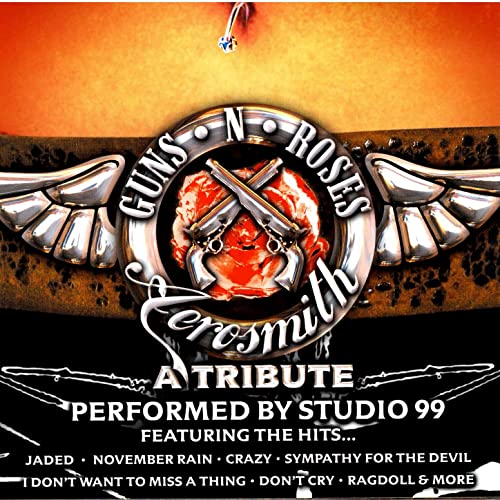 Amazon com: Guns 'N' Roses & Aerosmith - A Tribute: Studio