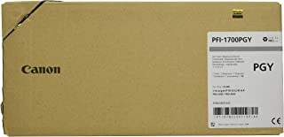 CANON PFI-1700 Ink Photo Grey Standard Capacity 700 ml Pack of 1 iPF Pro2000/4000