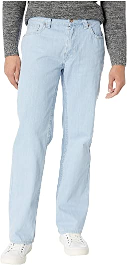 Double Barrel Jeans in Light Wash M0S8659