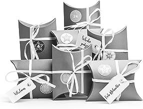Mitgebsel /& Schmuck Taschent/ücher weiss Plantvibes 100 Umschl/äge /& 100 Freudentr/änen Sticker aus Naturpapier im Vintage-Stil f/ür die Hochzeit