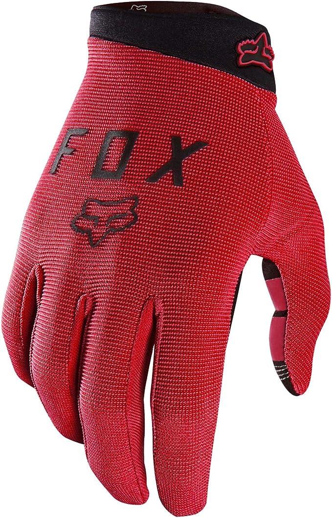 Fox Ranger Glove Bright Red 179 Xl Auto