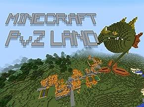 Clip: Minecraft PvZ Land