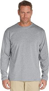 UPF 50+ Men's Morada Everyday Long Sleeve T-Shirt - Sun Protective