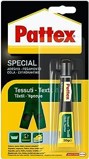 comprar comparacion Pattex Pegamento para textil, transparente, resiste a lavados y planchados, 20gr