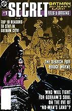 Batman: No Man's Land: Secret Files (1999) #1 (DC Secret Files)