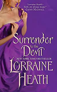 Surrender to the Devil (Scoundrels of St. James Book 3)