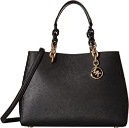 MICHAEL Michael Kors Cynthia Medium Convertible Satchel