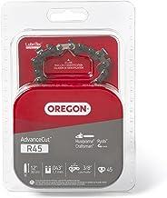 Oregon R45 AdvanceCut 12-Inch Chainsaw Chain, Fits Dewalt, Craftsman, Husqvarna, Ryobi,..