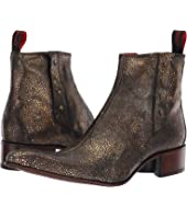 Jeffery-West - Rochester Terence Skulls Zip Boot
