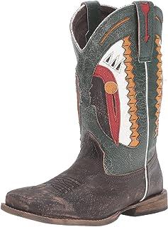 ROPER Kids' Chief Western Boot