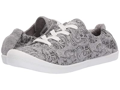 BOBS from SKECHERS Beach Bingo Kitty City (Gray) Women