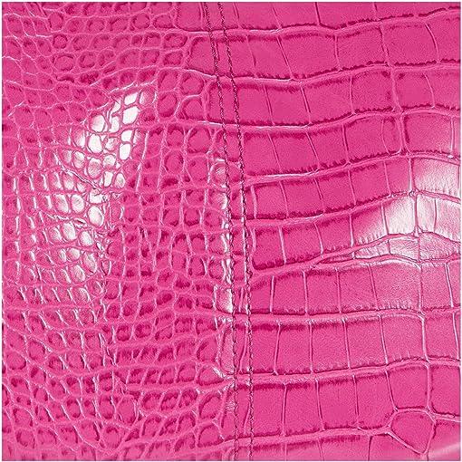 Hot Pink Croco