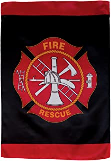 In the Breeze Fire and Rescue Lustre House Banner