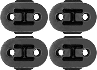 Auto Exhaust Hangers Insulators Reduces Vibration 3/8